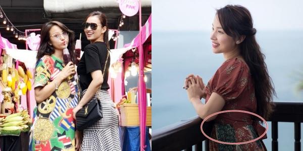 """Rộ nghi vấn Thanh Vân Hugo mang thai lần 2 sau 8 năm ly hôn, ai cũng thắc mắc về """"tác giả"""" thật sự"""