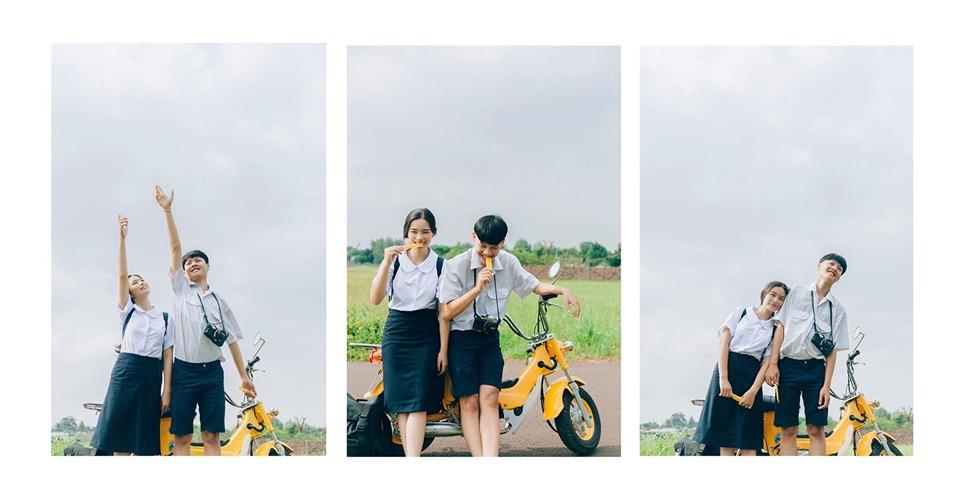 Ảnh 3: Tình yêu tuổi học trò - We25.vn