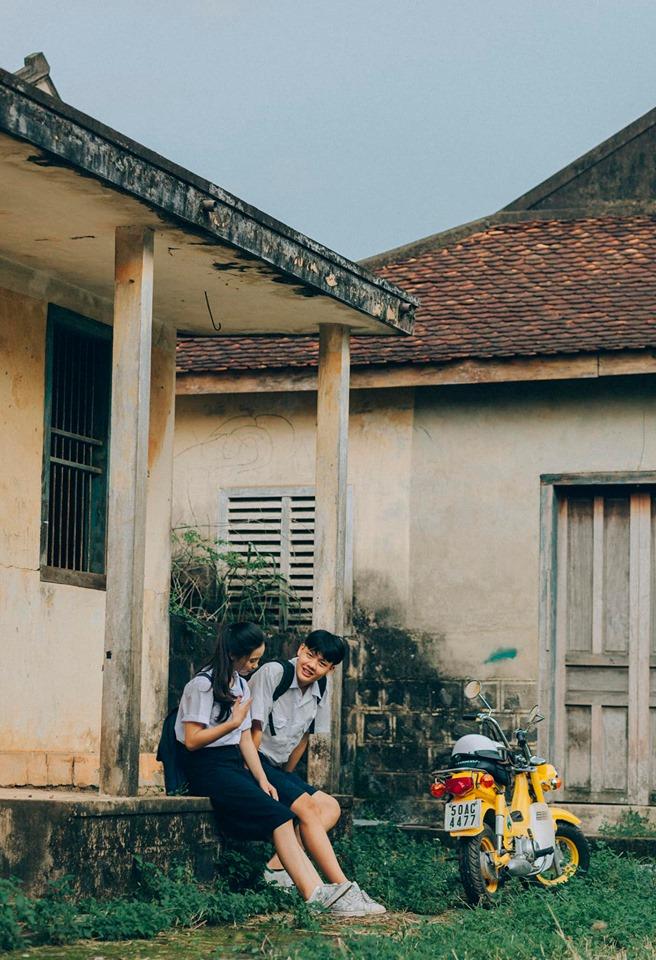 Ảnh 8: Tình yêu tuổi học trò - We25.vn