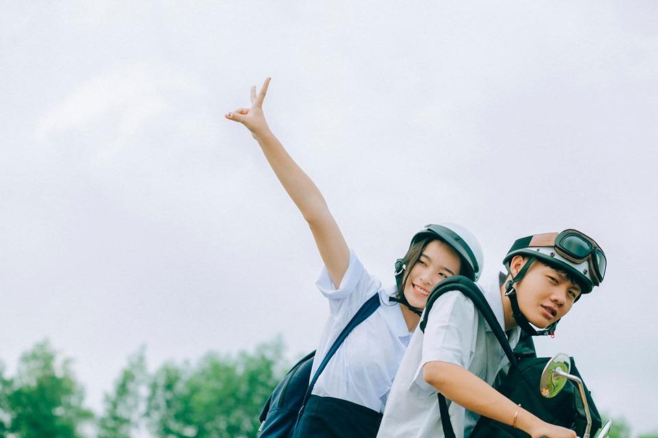 Ảnh 9: Tình yêu tuổi học trò - We25.vn