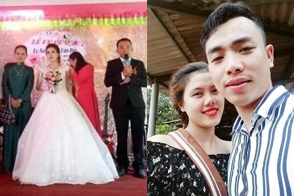 Xúc động đám cưới của người lính biển sau 6 năm yêu xa: Cô dâu mặc váy cưới, chú rể vẫn lênh đênh ngoài biển