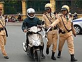 Lực lượng CSGT ra quân tổng kiểm soát trên cả nước, xử nghiêm các hành vi vi phạm luật an toàn giao thông