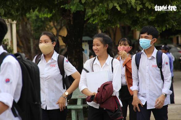 Lại thêm một trường nữa ở Quảng Ngãi không có thí sinh nào đậu tốt nghiệp