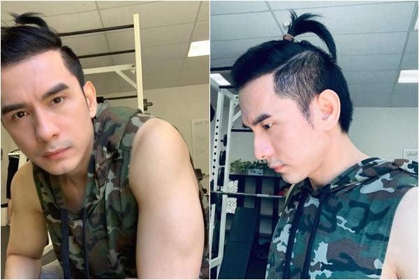 Đan Trường gây bất ngờ với kiểu tóc đuôi gà, cơ bắp cuồn cuộn tuổi 40, nhưng lý do thay đổi đằng sau mới thú vị