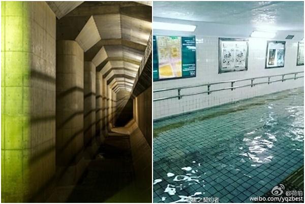 """Học người Nhật cách làm """"bể nước ngầm"""" giúp cả thành phố Tokyo chống đỡ lũ lụt"""