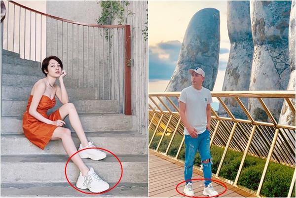 """Cùng check-in Đà Nẵng còn diện giày đôi, ngày """"yêu lại từ đầu"""" của Bảo Anh - Hồ Quang Hiếu chắc chẳng còn xa"""