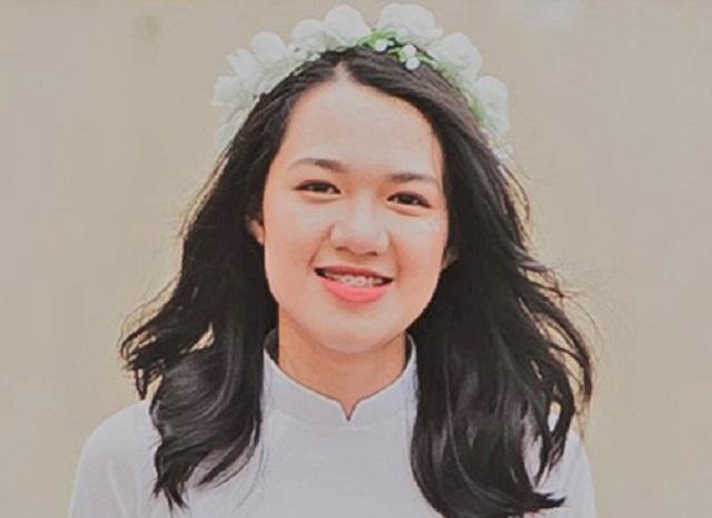 Nữ sinh Hà Tĩnh trở thành thủ khoa khối A1 toàn quốc, nuôi ước mơ làm doanh nhân