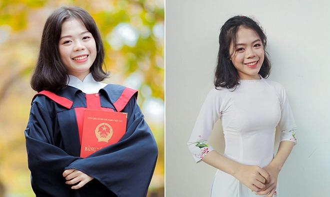 Trở thành thủ khoa khối C với 28,75 điểm, nữ sinh ấp ủ ước mơ trở thành cô giáo