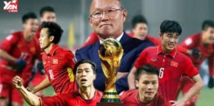 Đội tuyển Việt Nam sẽ phải làm khách ngay trận ra quân Vòng loại World Cup 2022