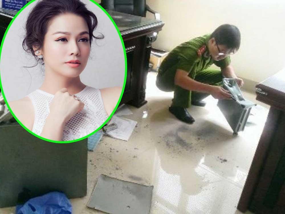 Nhà ca sĩ Nhật Kim Anh bị đột nhập, phá két lấy cắp hơn 5 tỷ đồng