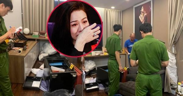 Hiện trường ngổn ngang sau vụ trộm hơn 5 tỷ đồng trong căn biệt thự của Nhật Kim Anh