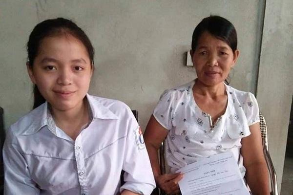 Nhà nghèo, bố mẹ bệnh nặng, nữ sinh nuôi mơ ước đỗ vào trường công an để đỡ gánh nặng chi phí học tập