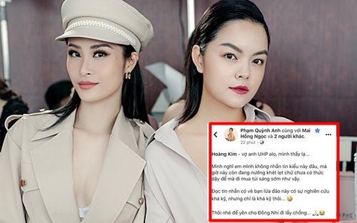 """Suýt bị kẻ mạo danh Đông Nhi """"lừa"""" mua túi, Phạm Quỳnh Anh nhắn nhủ: """"Thôi để yên cho nó đi lấy chồng"""""""
