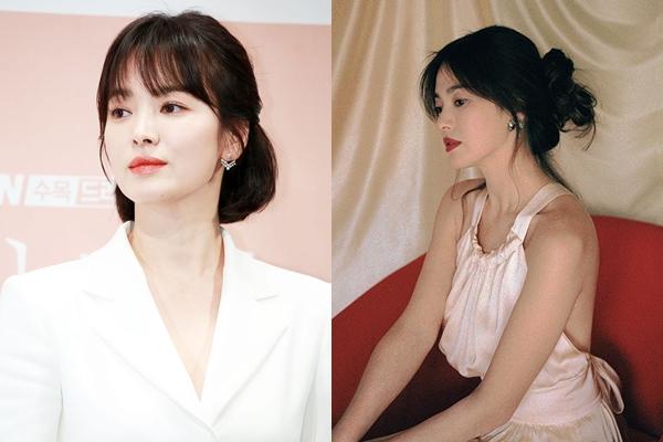 """Song Hye Kyo đạt đến đỉnh cao """"buông lơi"""", khác xưa quá nhiều"""