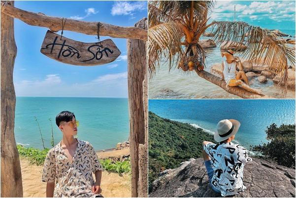 Đã có thông báo chính thức về tình trạng thu phí khách tham quan trái phép trên đảo Hòn Sơn