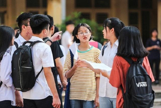 Tỷ lệ tốt nghiệp THPT cả nước năm nay đạt 94,06%, giảm so với năm ngoái