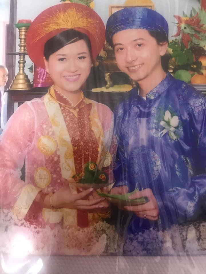 Bất ngờ nhan sắc búng ra sữa của Hứa Minh Đạt trong bộ ảnh cưới 9 năm trước, bảo sao Lâm Vĩ Dạ say đắm đến thế