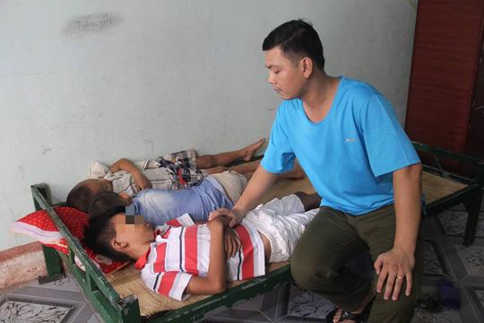 Sự thật về việc ba anh em bị người lạ dụ dỗ đưa lên xe tải chở đi ở Nghệ An, tất cả chỉ là dàn dựng