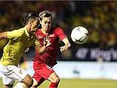 Báo Thái Lan: 'Gặp Việt Nam ở vòng loại World Cup là dễ thở nhất'