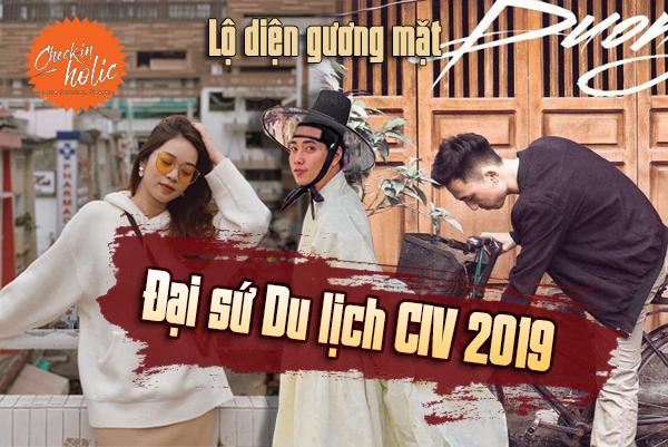 [HOT] Chính thức lộ diện gương mặt Đại sứ Du lịch Check in Vietnam 2019