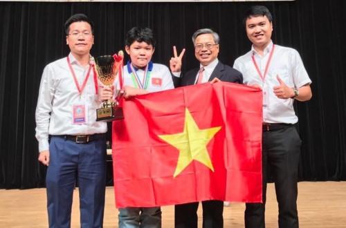 Ảnh 3: Việt Nam đạt 3 giải Kim cương - We25.vn