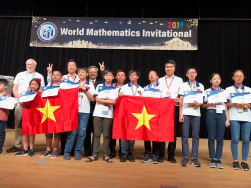 Ảnh 2: Việt Nam đạt 3 giải Kim cương - We25.vn