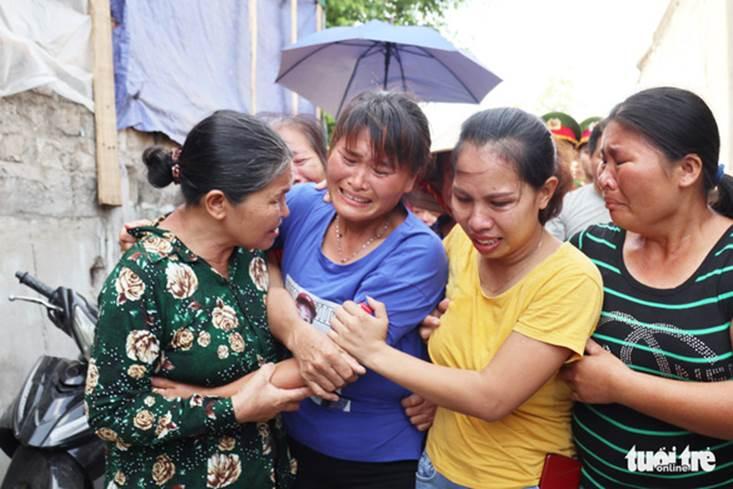 Giọt nước mắt ngày trở về của người phụ nữ bị bán sang Trung Quốc 24 năm