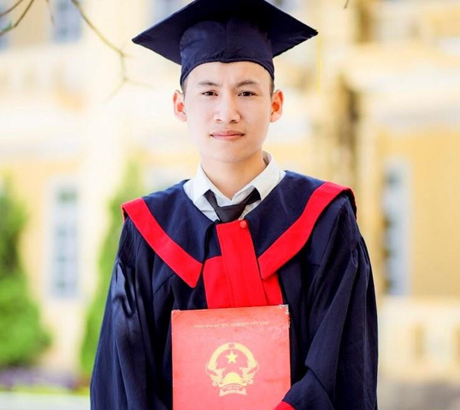 Ảnh 1: Ước mơ đỗ vào trường quân sự - We25.vn
