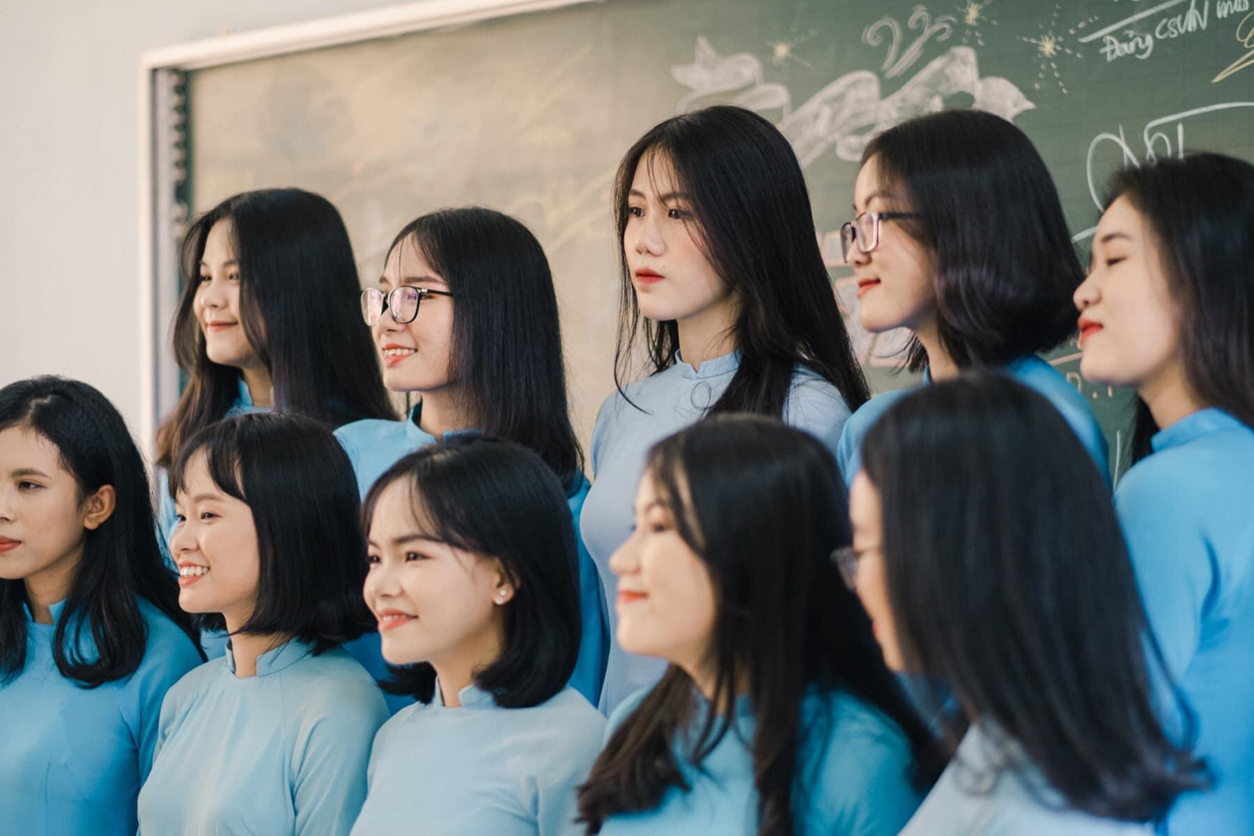 Ảnh 2: Hành trình giảm cân của nữ sinh chuyên Toán - We25.vn