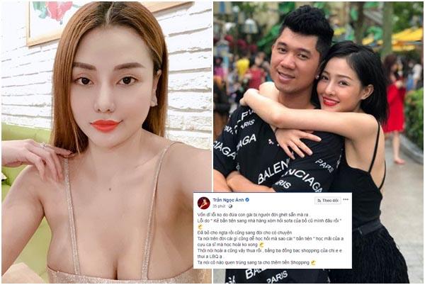 """Bảo vệ Ngân 98, Mon 2k xéo xắt Lương Bằng Quang là kẻ """"bần tiện"""", chia tay đòi ghế sofa của tình cũ"""