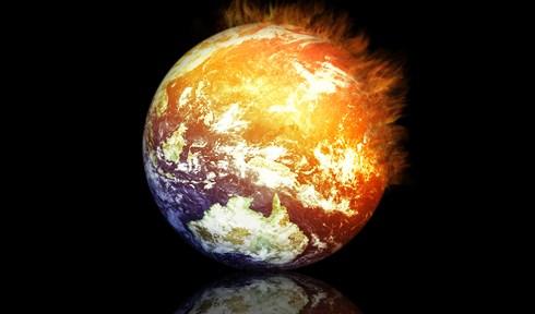 Ảnh 1: Trái Đất vừa trải qua tháng nóng nhất - We25.vn