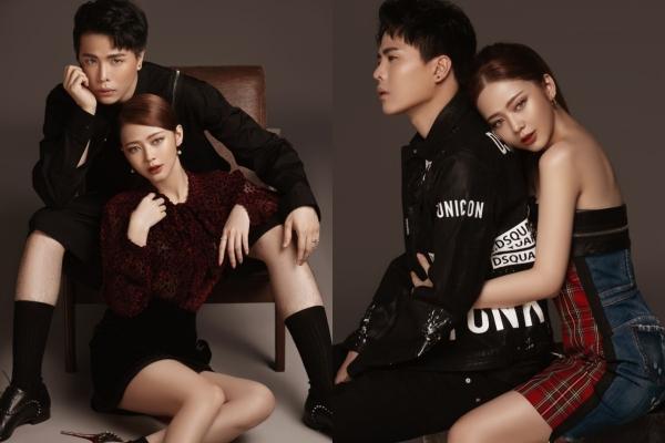 """Trịnh Thăng Bình và """"bạn gái tin đồn"""" khiến fans """"quắn quéo"""" khi tung bộ ảnh ôm ấp tình tứ như chính thức công khai hẹn hò"""
