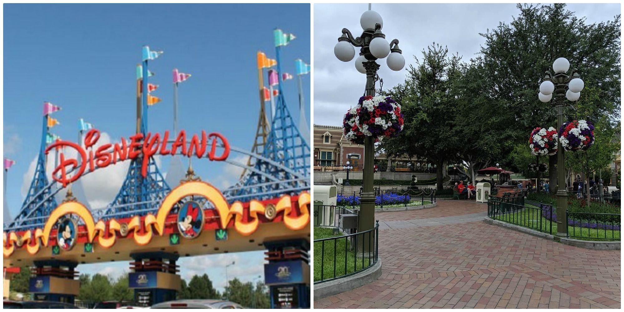 """Ngạc nhiên trước cảnh tượng """"vắng như chùa bà đanh"""" của công viên Disneyland nổi tiếng thế giới"""