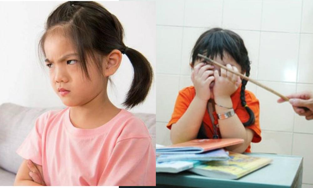 Muốn trẻ không bị ảnh hưởng đến tâm lý thì cha mẹ nên dừng ngay 3 cách xử phạt cực sai lầm này