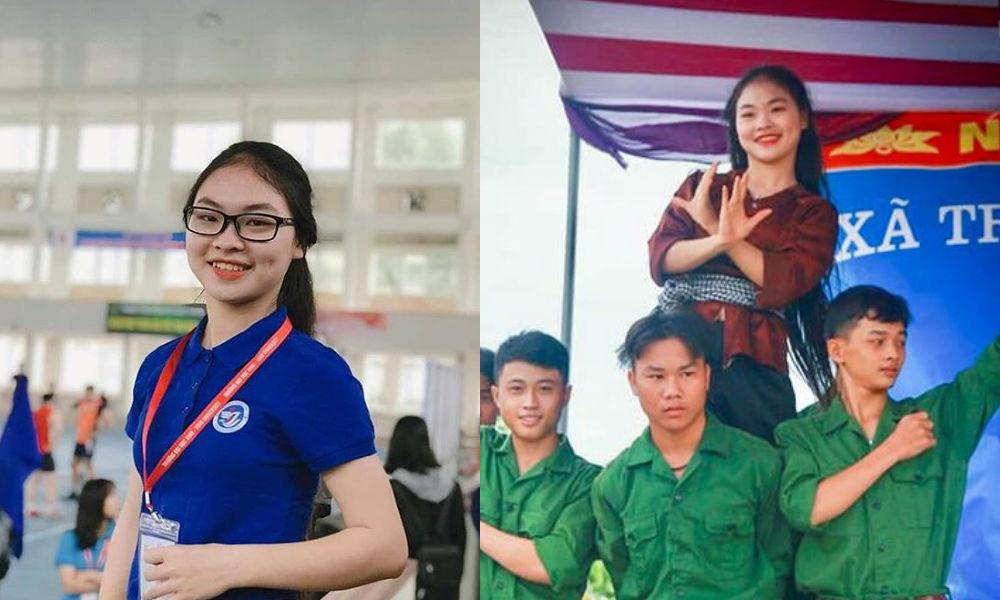 Học trường làng lại không phải dân chuyên văn, nữ sinh Nghệ An gây bất ngờ khi đạt điểm môn Văn cao nhất cả nước