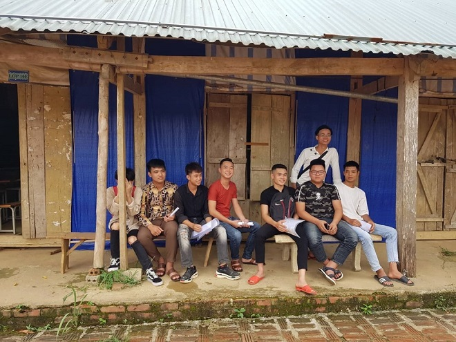 Khâm phục ngôi trường vùng cao ở Sơn La có 90% học sinh đỗ tốt nghiệp THPT