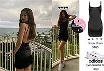 Đẳng cấp như Jennie (Black Pink): Chỉ cần đúng 1 tiếng đã khiến chiếc váy 9 triệu đồng của Alyx