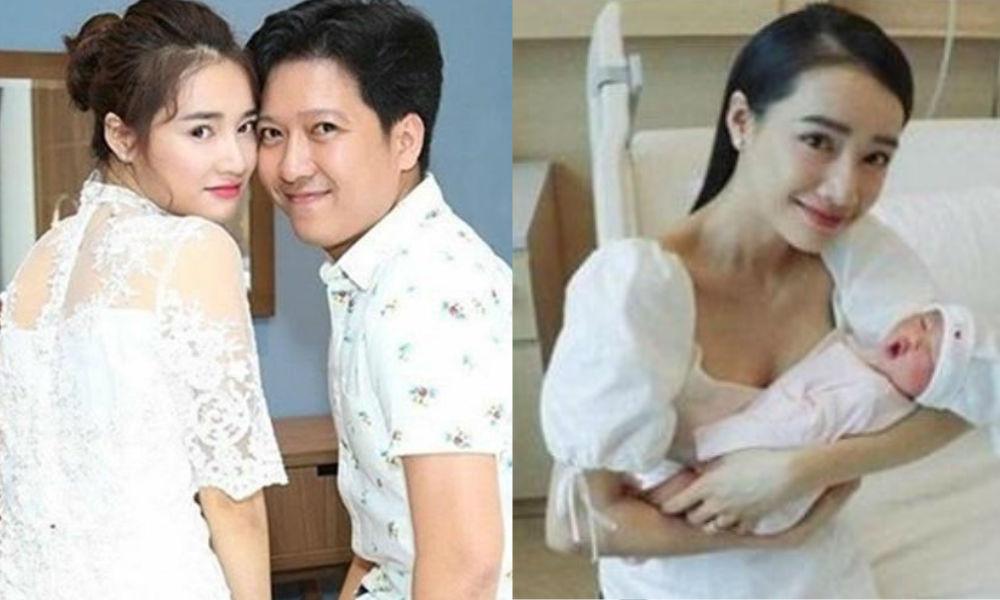 HOT: Trường Giang bất ngờ khoe ảnh gia đình nhỏ, chính thức thừa nhận Nhã Phương có em bé khiến fan được một phen nháo nhào