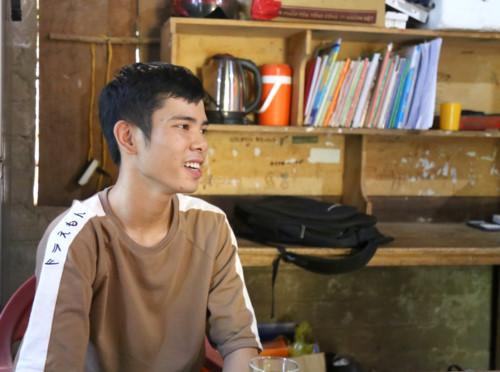 Ảnh 2: Ước mơ đỗ vào trường Sĩ quan Chính trị - We25.vn