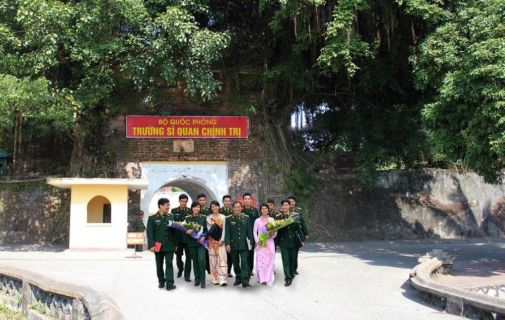 Ảnh 3: Ước mơ đỗ vào trường Sĩ quan Chính trị - We25.vn