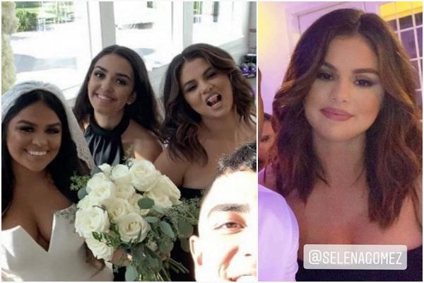 """Làm phù dâu như Selena: Body đầy khuyết điểm vẫn chiếm hết sự chú ý của nữ chính vì quá """"bốc lửa"""""""