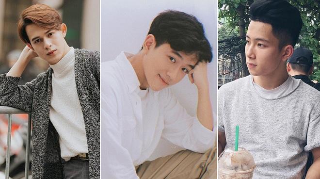 Top 5 hot boy nam sinh thế hệ 10x đang gây bão thời gian gần đây: Đẹp trai, tài năng, boy chuẩn..., còn thiếu gì nữa không?