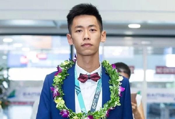 Nam sinh Hải Phòng giành huy chương vàng Olympic Toán quốc tế muốn trở thành giáo viên
