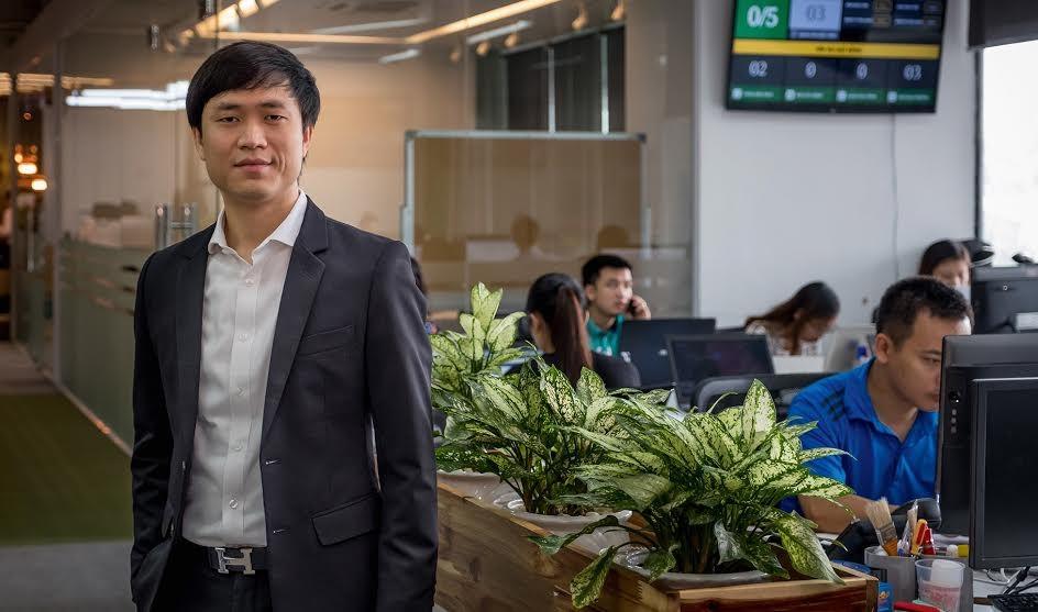 Ông chủ trẻ chi hơn 500 tỉ đồng đầu tư mạng xã hội Gapo là người khởi nghiệp với việc mở cửa hiệu cầm đồ