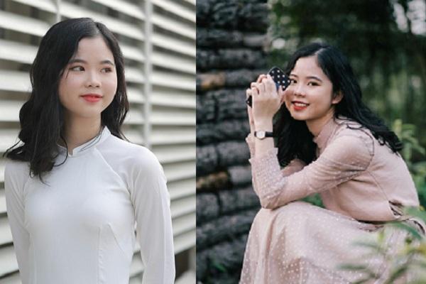 Nữ sinh đạt điểm 10 Hóa duy nhất ở Nghệ An quyết tâm trở thành giáo viên dạy Toán bằng tiếng Anh