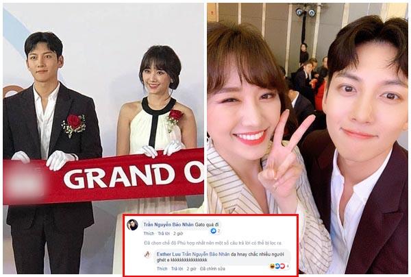 """Hari Won bị fangirl """"ghét"""" vì may mắn được chụp ảnh cùng tài tử điển trai Ji Chang Wook"""
