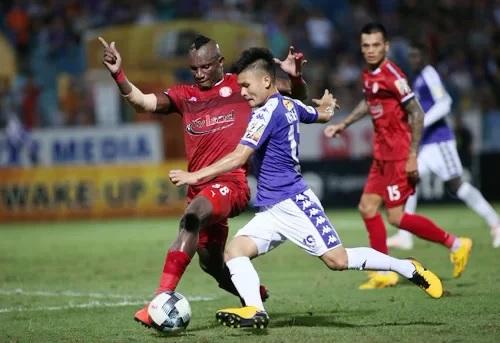 Quang Hải và đồng đội bước vào trận đấu quyết định ngôi vương V-League 2019