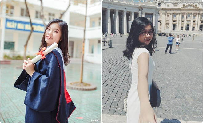 Đạt học bổng tại 2 trường đại học của Úc, nữ sinh 2k vẫn chọn học RMIT để nuôi ước mơ làm doanh nhân