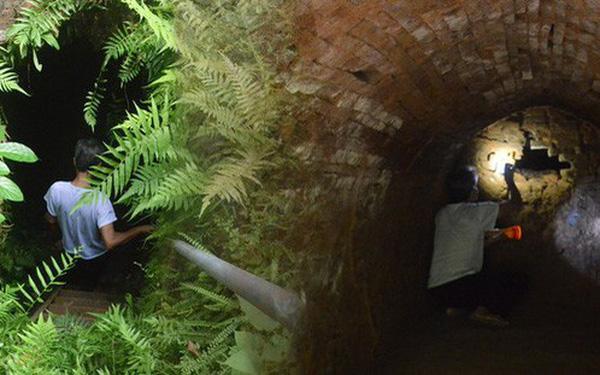 Bí ẩn khu hầm nằm giữa lòng Hà Nội hàng trăm năm chưa một lần khai quật