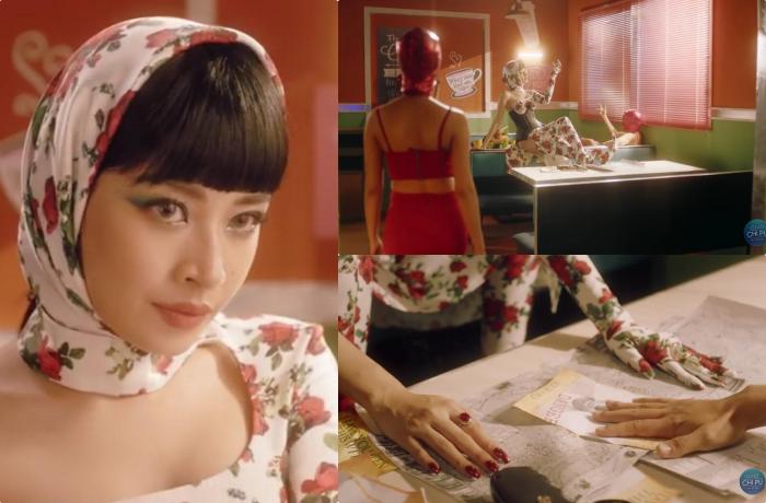 Hương Tràm vừa sang Mỹ, Chi Pu tự tin comeback tung MV hát như niệm thần chú!